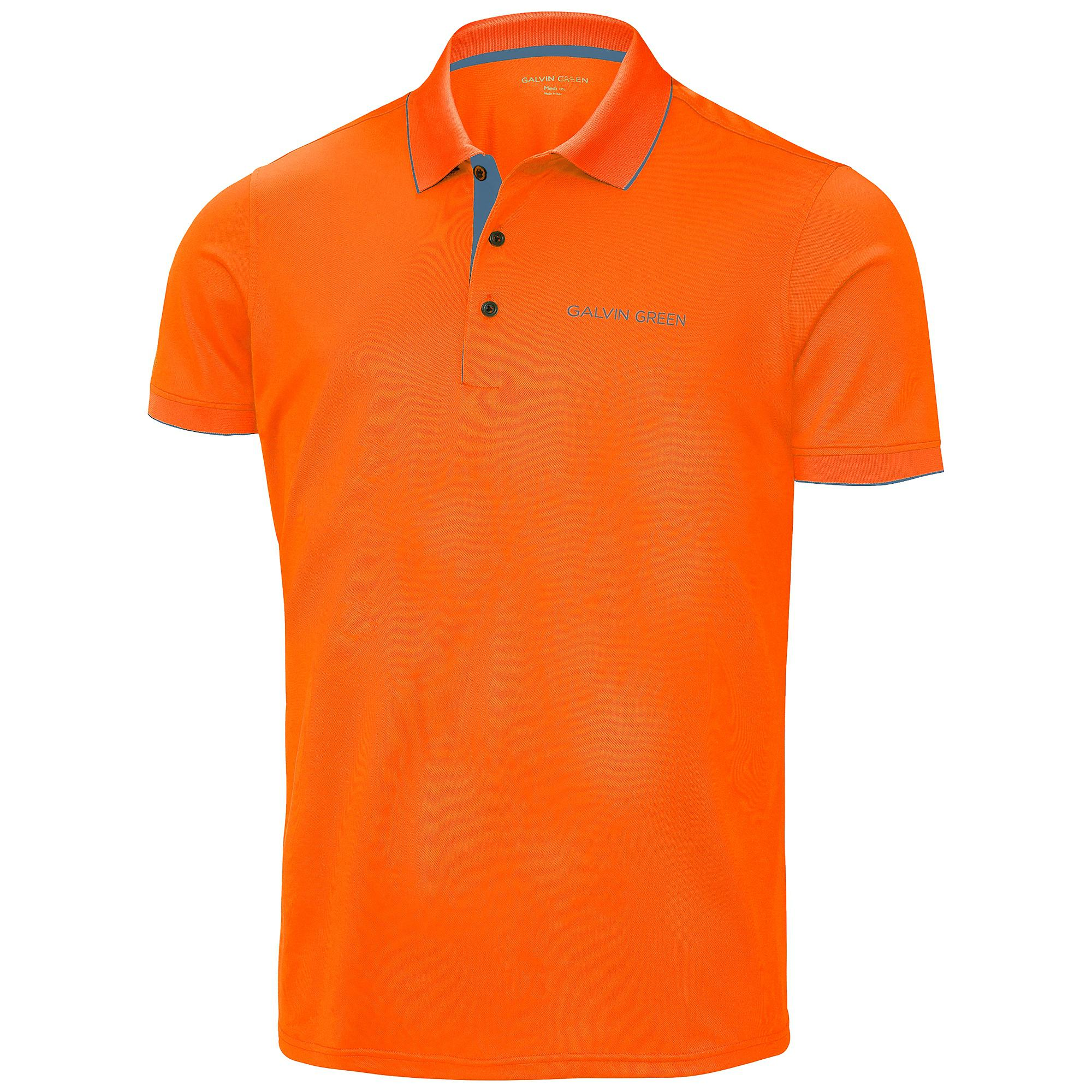 Marty Tour Rusty Orange/Ensign blue